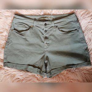 NWOT UNIVERSAL THREAD High Waist Shorts